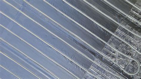 trockenestrich verlegen altbau fu 223 bodenheizung set trockenbau 55mm aufbau