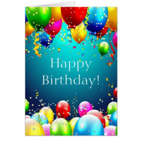 Happy Birthday Cards For Him Happy Birthday For Him Greeting Cards Zazzle Co Uk
