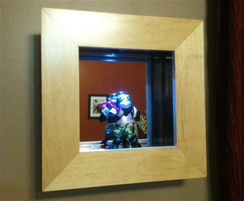 lighted shadow box by eddie357 lumberjocks com