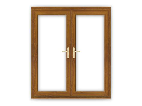 golden oak doors 6ft golden oak upvc french doors flying doors