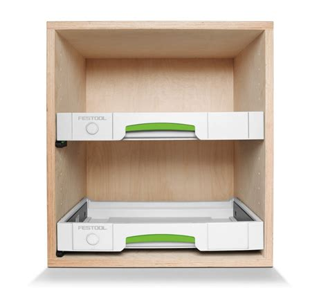 Pull Out Drawer by Festool Sys Az Pull Out Drawers