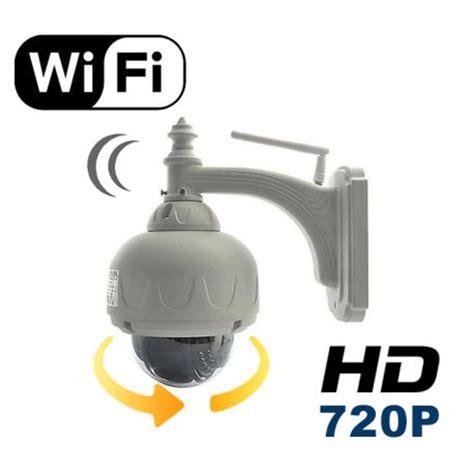 De Surveillance Exterieur Wifi 1839 by 233 Ra Surveillance Ip Wifi Motoris 233 E Ext 233 Rieur Hd 720p