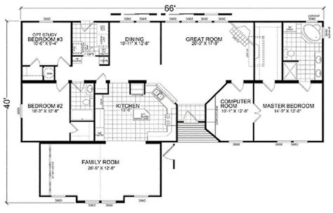 modern house plans shed plan  barndominium floor       shop