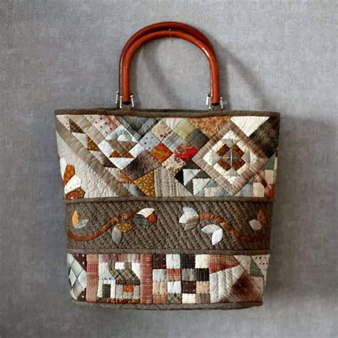 Japanese Patchwork Bag Patterns - 1519 best quilting inspirations images on