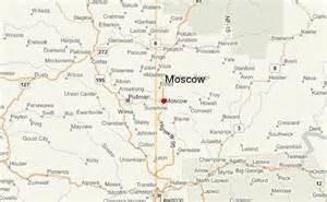 moscow idaho location guide