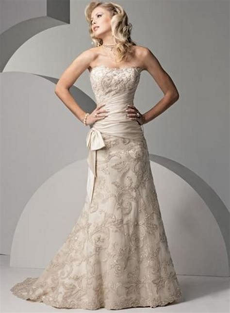 wedding dresses for older brides second marriage uk