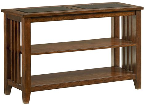 brown console table brown cherry console table 28456 standard furniture