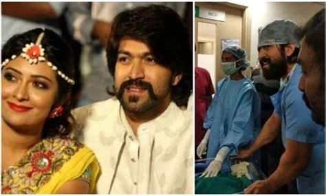actor yash baby kannada star couple yash and radhika pandit welcome baby