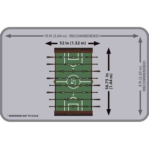 size foosball table pics for gt foosball table dimensions plans