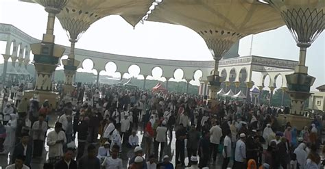 video tutorial sholat gerhana matahari gerhana matahari di masjid agung jawa tengah waskhas