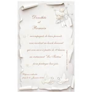 Exemple De Lettre D Invitation De Mariage Aide Modele Carte D Invitation