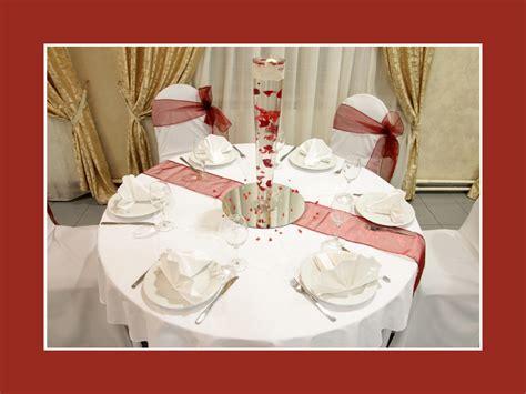 Tischdeko Rund Hochzeit by Tischdeko Tischdeko Tips