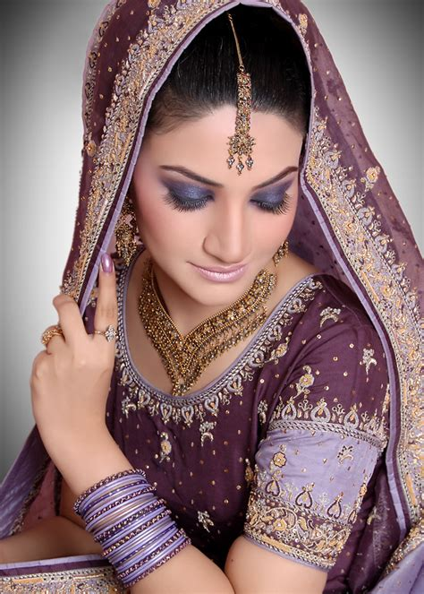 New Bridal Pics by New Look Bridal Makeup Xcitefun Net