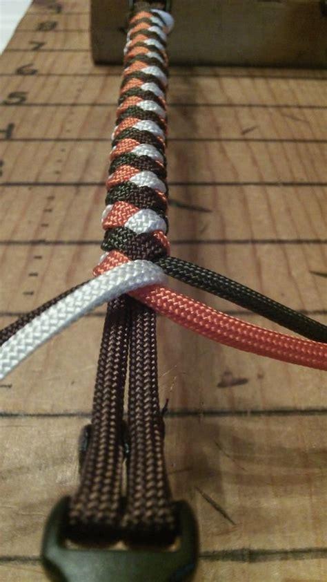 DIY 4 Strand Paracord Braid   DIY Tutorial