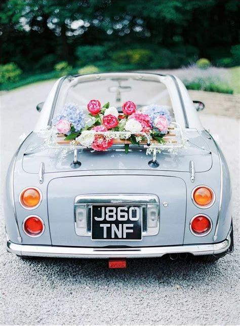 Deco Mariage Retro by D 233 Co Voiture Mariage R 233 Tro Classique Romantique Et Chic