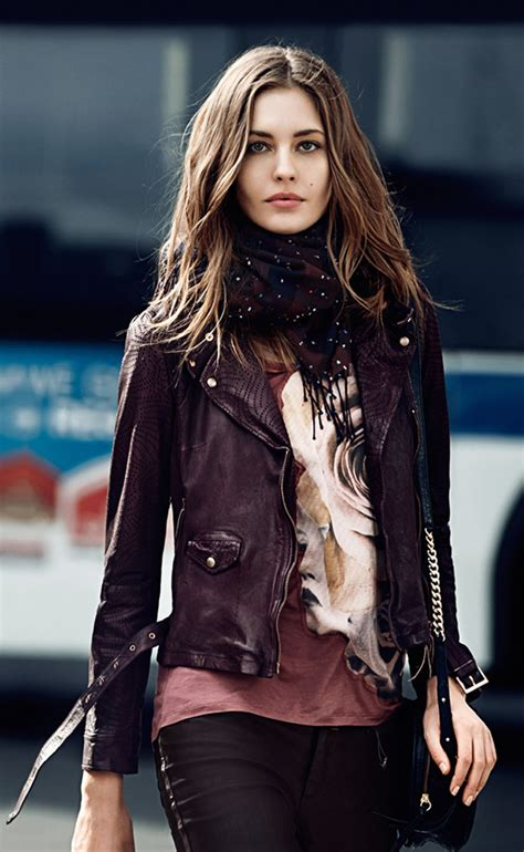 Fashion Leather trend s leather jackets 2018