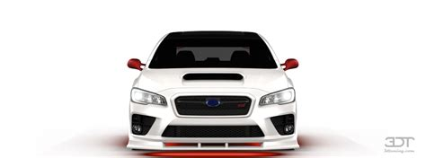 Spoiler Luxio With Lu Colour my subaru wrx sti 3dtuning probably the best car configurator