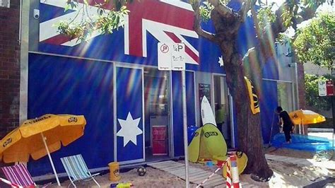 decorations australia fined 5000 for celebrating australia day dailytelegraph