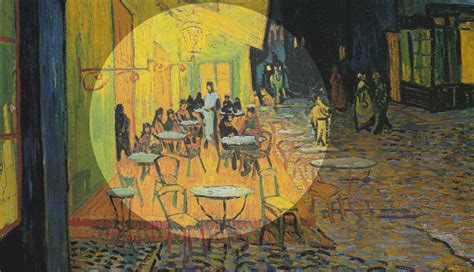 the most famous paintings did vincent van gogh hide the last supper in one of his