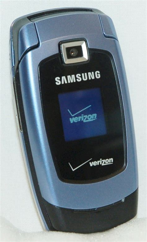 Samsung Flip Phone by Samsung Snap Verizon Blue Cell Phone Flip Sch U340