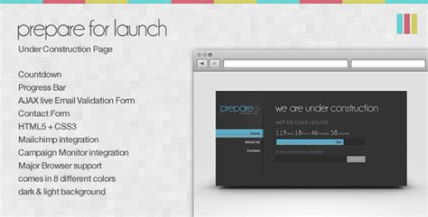 themeforest username is invalid best coming soon under construction website templates