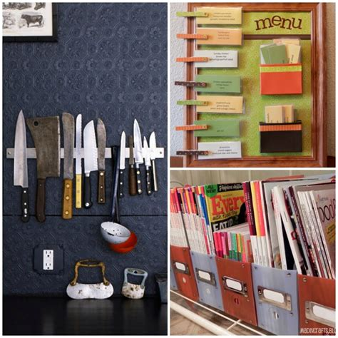 easy kitchen storage ideas 15 easy kitchen organization ideas
