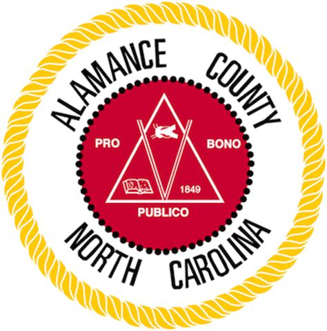 Alamance County Property Tax Records Alamance County Carolina