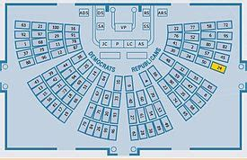 Us Senate Floor Plan candy desk wikipedia