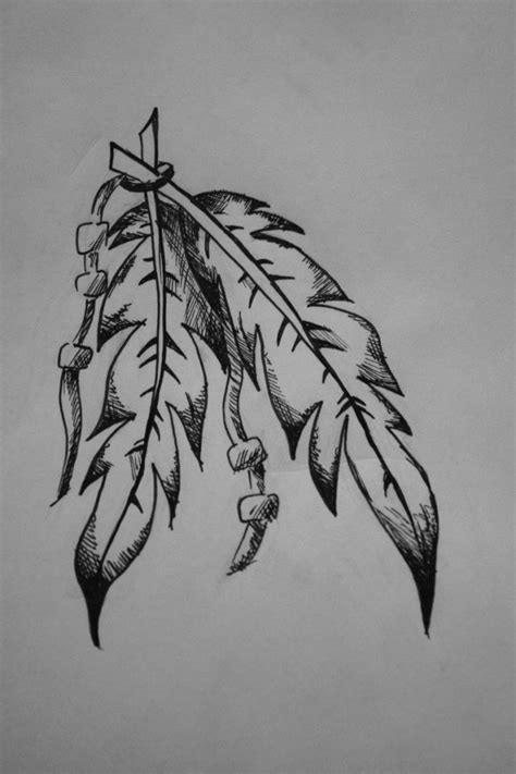 Indian Tattoos Designs Ideas And Meaning Tattoos For You Indian Feather Tattoos Designs