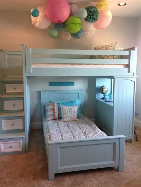 boy loft bed best 25 painted bunk beds ideas on pinterest bunk bed