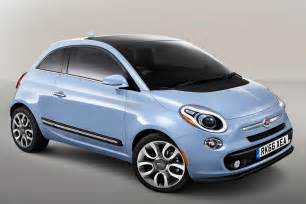 Pictures Of Fiats New Fiat 500 Due Before 2019 With 48 Volt Hybrid Tech