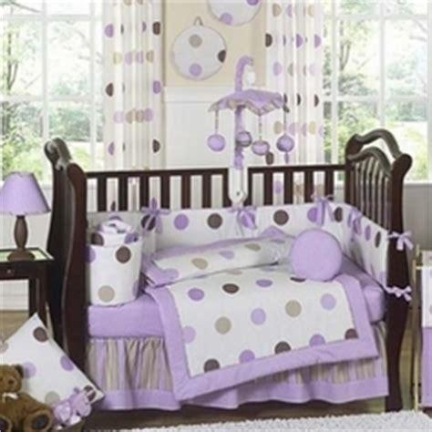 baby polka dot crib bedding purple baby bedding purple crib bedding sets sweet