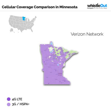 best 4g coverage best cell phone coverage in minnesota whistleout
