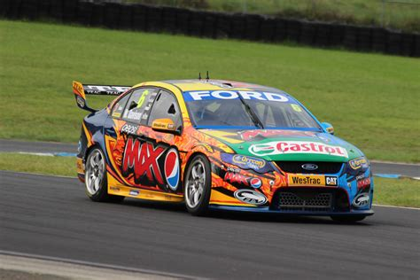 The Australian V8 Super Car Series Is In America This