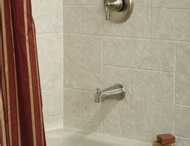 tub and shower surround quickview we put in a shower in bathtub surrounds chicago tub surround bath tub walls