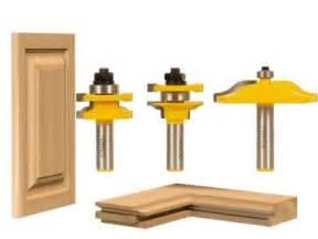 3 bit raised panel cabinet door router bit set ogee