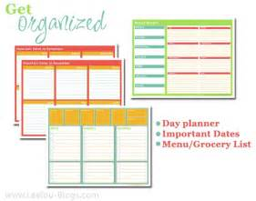 printable organizational planners 17 best images about free printable daily schedule