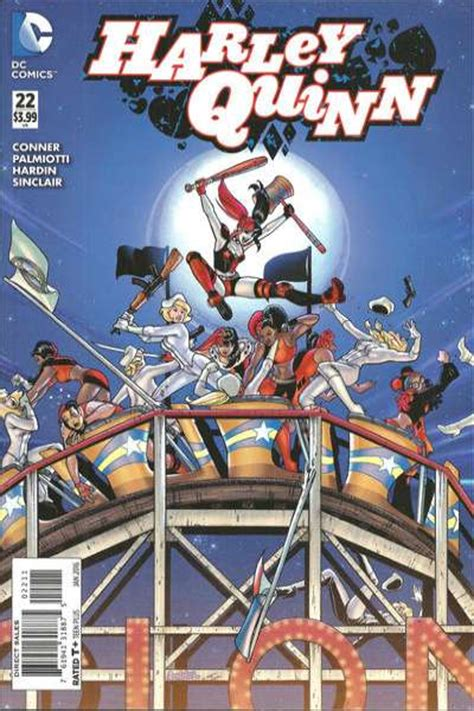harley quinns cover gallery 1401274234 harley quinn comic book cover photos scans pictures 1 2 3 4 5 6 7 8 9 10