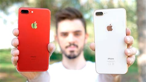 iphone 8 plus vs iphone 7 plus 191 cual deber 237 as comprar