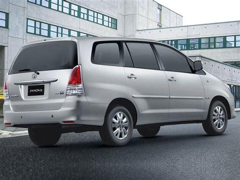 toyota innova chrome 2 5 gx diesel 8 seater price india