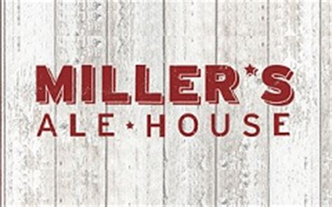 Miller S Ale House Gift Card - buy miller s ale house gift cards at a 14 6 discount giftcardplace