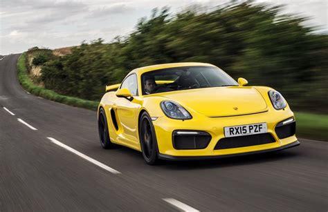 Porsche Gt4 Rs by Porsche Cayman Gt4 Rs Rumoured To Get 4 0l Flat Six