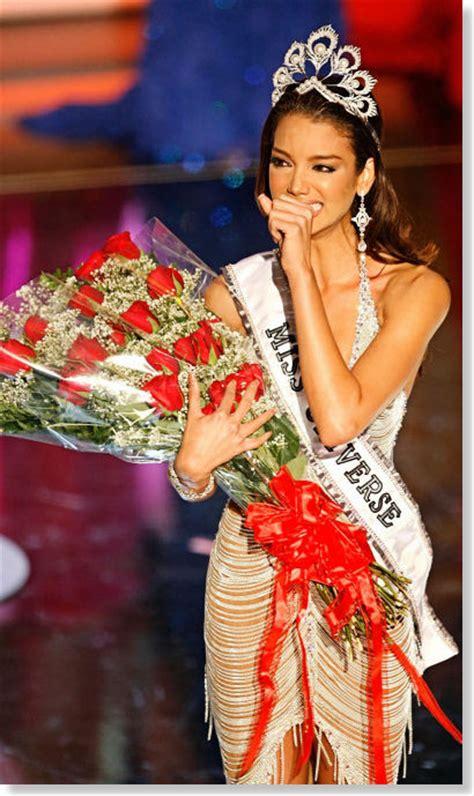 Miss Universe 2006 Pageant Heated Up by Zuleyka Rivera Miss Universe Zuleyka Rivera Mendoza Miss