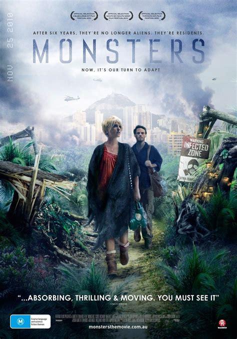 film monster natal monsters zona interdita monsters 2010 filmes de terror