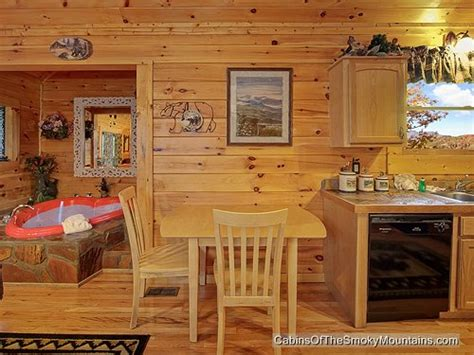 Park All That Smoky Kit pigeon forge cabin n from 235 00