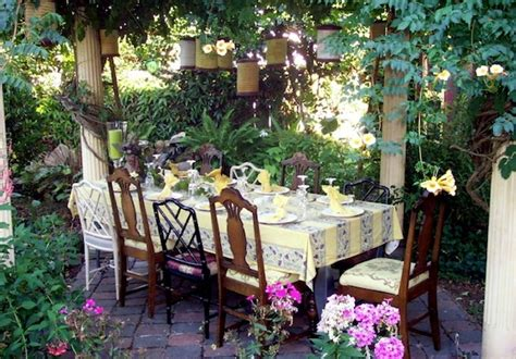 backyard brunch creative outdoor dining ideas for your easter brunch