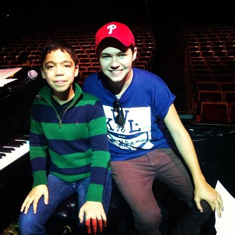 6 Year Child Prodigy Ethan Bortnick Opens For Nelly Furtado On Tour Kickoff by The Gorgeous Damian Mcginty And Adorable Child Prodigy