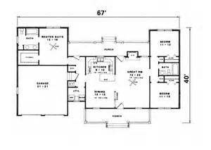 Popular Floor Plans Blueprints For Houses With Open Floor Plans For Home Plans