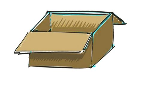 how to box a how to draw a box