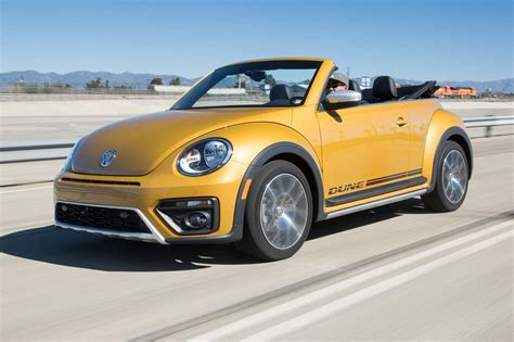 bmw volkswagen bug 2017 volkswagen beetle dune convertible test review